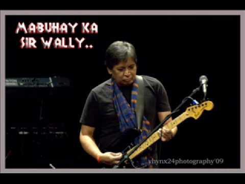 Wally's Blues - Juan Dela Cruz Band [Original Version]