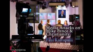 Media Attacks on Christian Faith