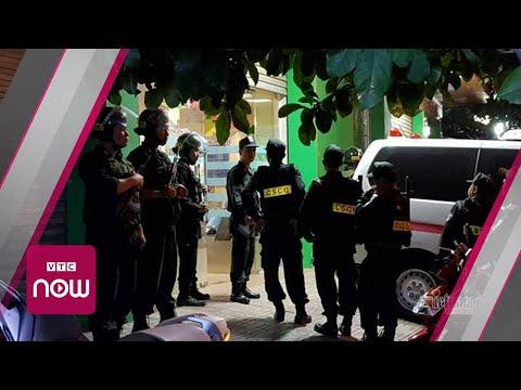 Đồng Nai: Cảnh Sát Bồng Súng, Vây Kín Bệnh Viện