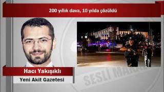 Hacı Yakışıklı 200 yıllık dava, 10 yılda çözüldü