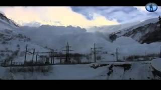 Filmer une avalanche...