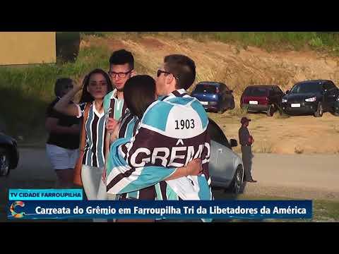 Especial Carreata Grêmio em Farroupilha Dez