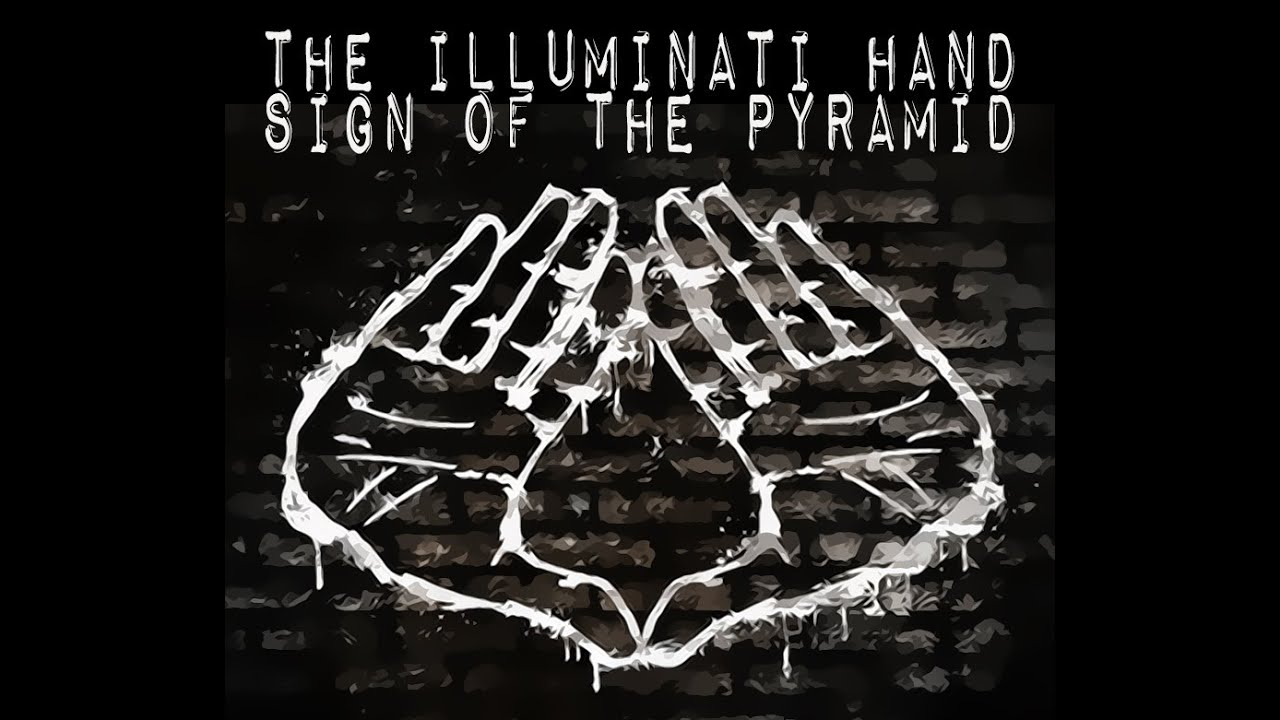 Illuminati In Your Face Part 1 Hand Symbols Youtube