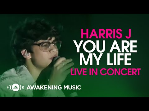 Harris J - You Are My Life (Live In Concert)