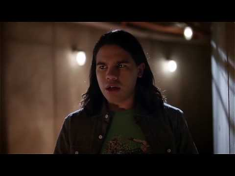 The Flash 2x22 Cisco Vibes Future of Earth 2   Part #7 Ultra HD
