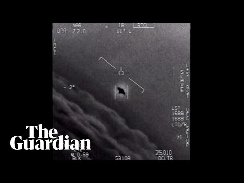 Pentagon officially releases 'UFO' videos