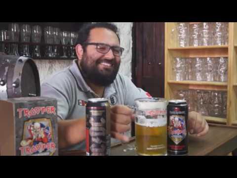 Cerveza AC/DC vs Cerveza IRON MAIDEN