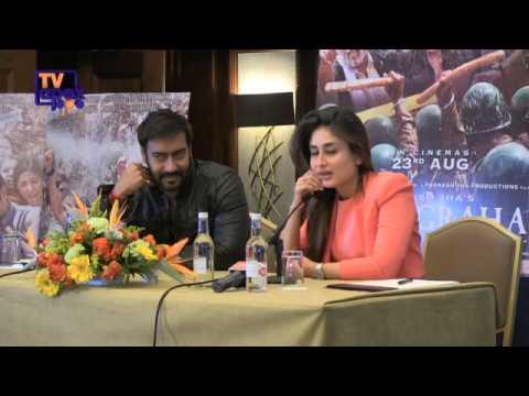 Launch Of 'SATYAGRAHA' Trailer In London