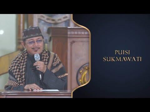 PUISI SUKMAWATI : Kyai Prof Dr H Ahmad Zahro MA Al-Chafidz