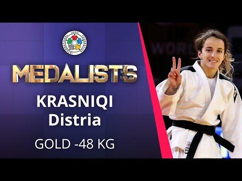 KRASNIQI Distria Gold
