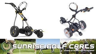 Remote Controlled Golf Cart - Walking Remote Controlled Golf Cart