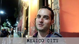 Mexico City Travel- Fun for an American?