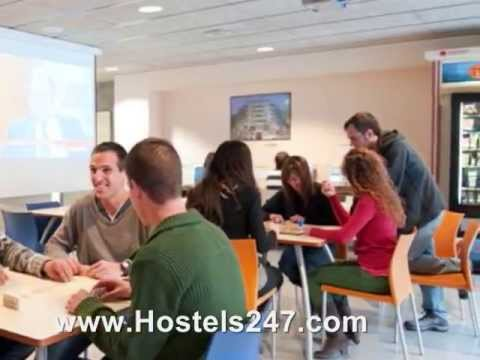 Pere Tarres Youth Hostel in Barcelona with Hostels247.com