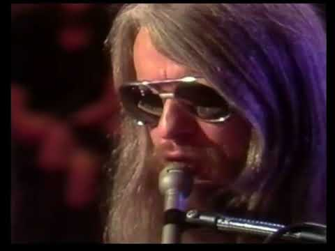 Leon Russell - A Song for you - live concerts collection - The songs of Leon Russell