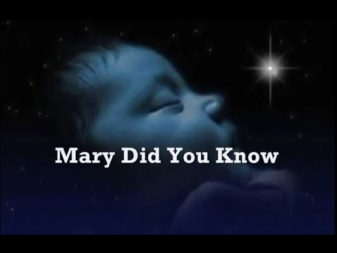 image about Mary Did You Know Lyrics Printable named Mary Did Oneself Comprehend Youngsters Lyrics