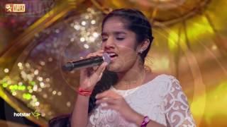 Super Singer Junior - Naadham En Jeevane by Shree Raksha