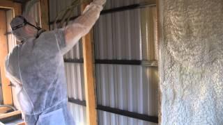 видео Как утеплить железный вагончик, дачную бытовку своими руками