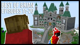 Hermitcraft 7: BEST OF GRIAN (Episodes 11-20)