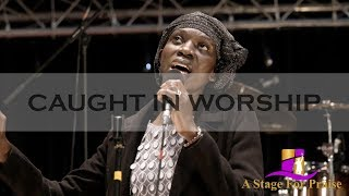 Diana Antwi - Ohene (Spontaneous Worship) | Caught In Worship