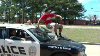 Dance Party Friday Tomball High School - Let me clear my throat -Tony Sanchez