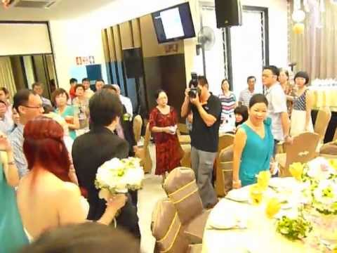Jacgy Chan Cynthia Lims Wedding Reception Crc Chinese