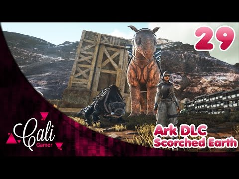 ARK Scorched Earth - Paraceratherium e Thorny Dragon #29