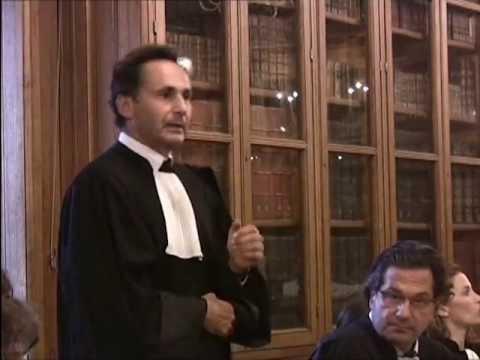 Concours de la Conférence de Paris : invité Pierre-Olivier Sur — 15 juin 2009