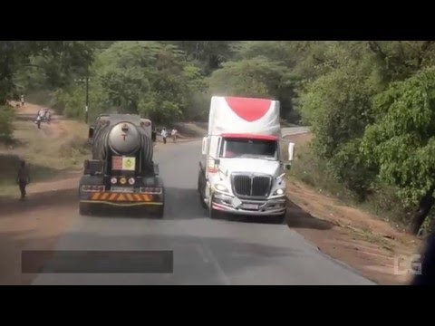 Beitbridge Road - Zimbabwe's Killer Highway