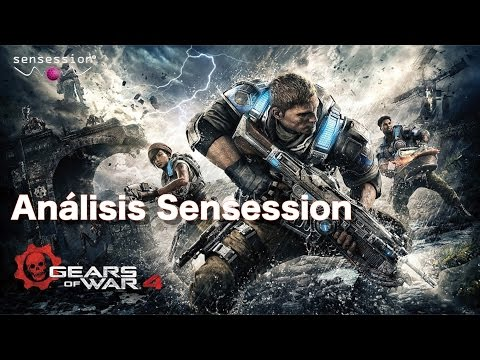Gears of War 4 Análisis Sensession
