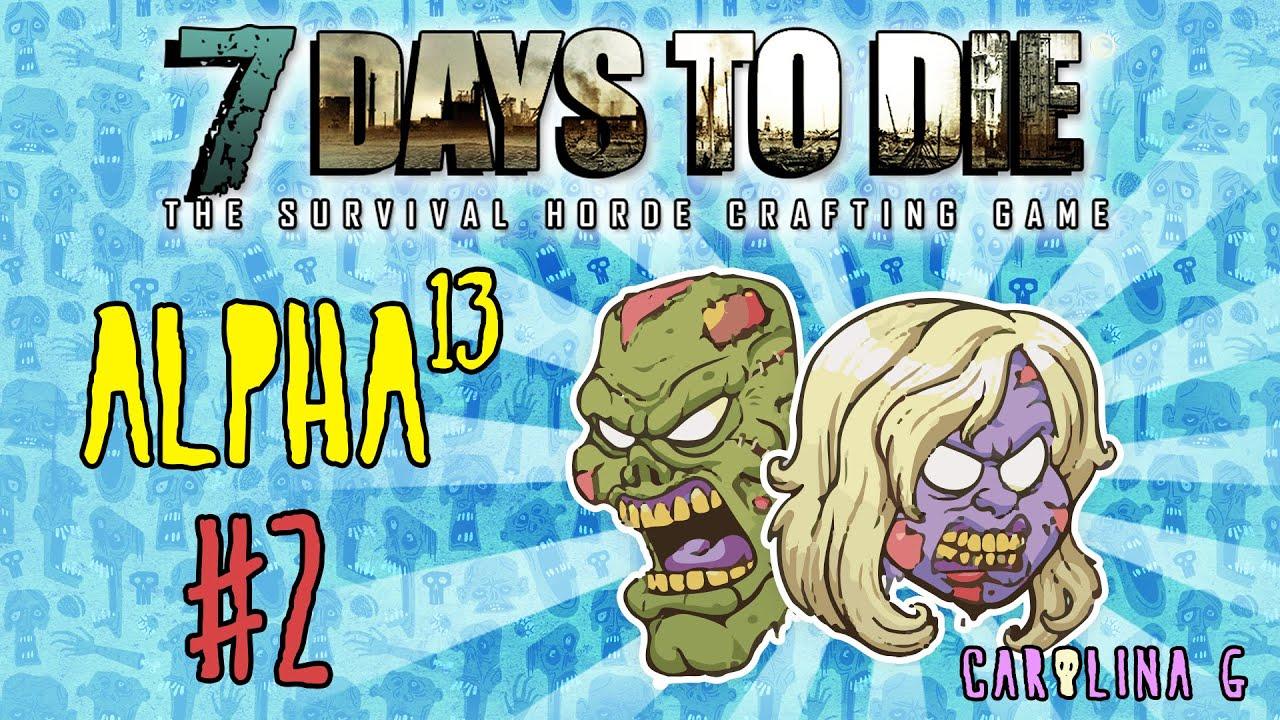 7 days to die alpha 13 how to make guns