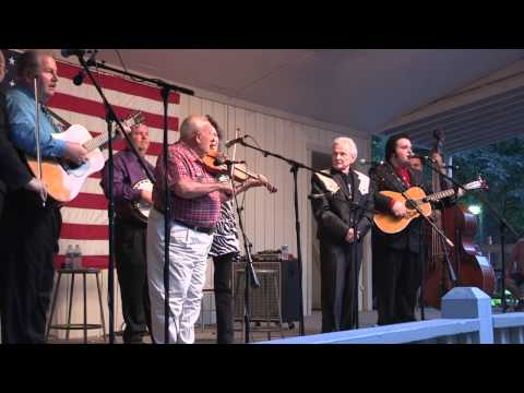 Dr. Ralph Stanley and The Clinch Mountain Boys at The Bill Monroe Bluegrass Festival 2013 (Full Set)