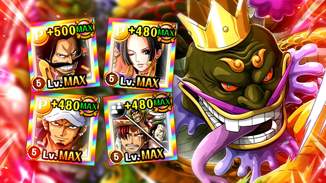Coliseum Orochi 4x Teams Stages 1 3 Playthrough One Piece Treasure Cruise Youtube