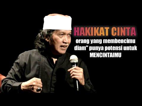 Kata-kata Bijak Status WA Cak Nun Emha Ainun Nadjib Untuk Kekasih    Bahasa Jawa