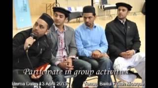 Baitul Futuh Region Ijtema Promo 2013