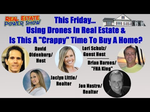 Drone Marketing For Real Estate -- Real Estate Power Show