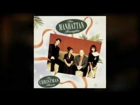 MANHATTAN TRANSFER santa claus is coming to town