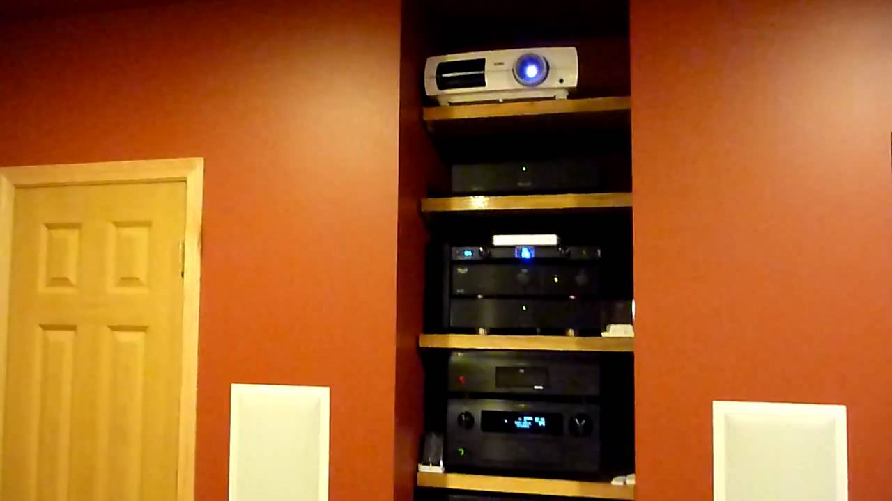 nice home theater room - youtube