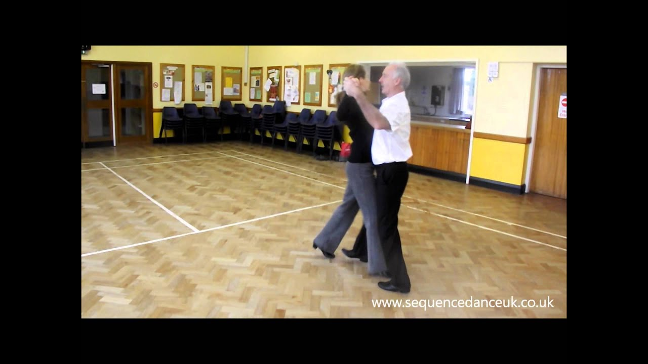 Square Tango Sequence Dance To Music Youtube Steps Diagram