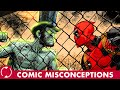 Abraham Lincoln in Comics!   Comic Misconceptions