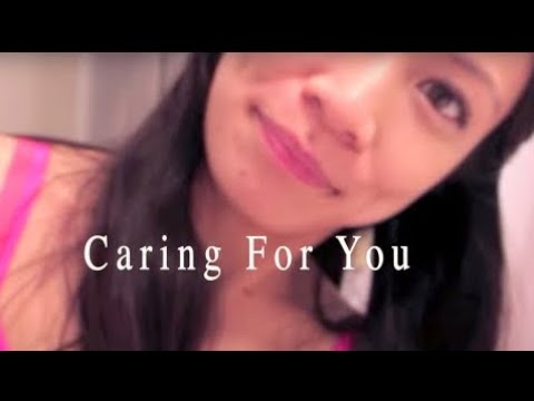 ASMR Caring Friend After the Hospital * Driving You Home & Putting You To Bed