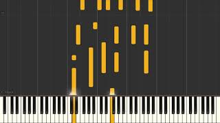 If Ever I Would Leave You - Jazz piano solo tutorial