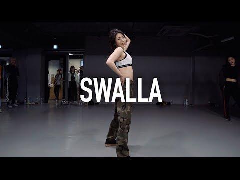 Swalla - Jason Derulo Ft. Nicki Minaj & Ty Dolla $ign / Jiyoung Youn Choreography