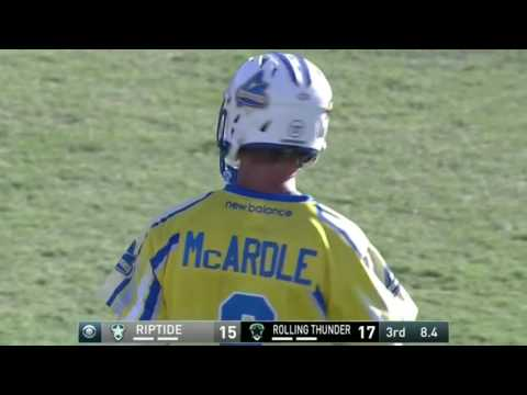 2016 MLL All Star Game Highlights