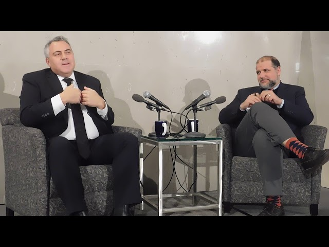 2/5/2018 Conversation with Ambassador Joe Hockey on Trade in the Asia-Pacific Region Pt. 3