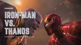 Iron Man vs. Thanos | Avengers: Infinity War (2018)