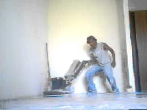 Como pulir pisos de marmol youtube for Como pulir marmol
