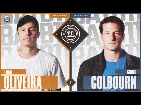 BATB 11 | Luan Oliveira vs. Chris Colbourn - Round 1