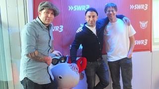 Broilers im SWR3-Interview mit  Michael Reufsteck