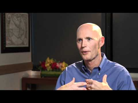 Interview with Florida Gov. Rick Scott
