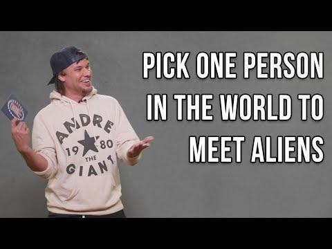 Theo Von Answers the Internet's Weirdest Questions